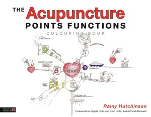 Acupuncture Point Functions Colouring Book